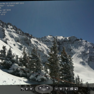 3D Point Cloud - Mountain Safety Systems