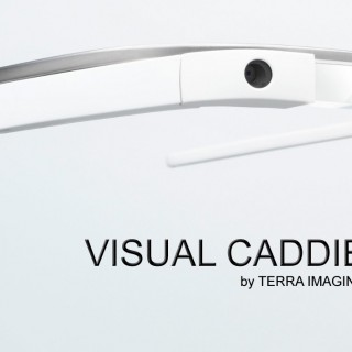 Visual Caddie - Google Glass - Golf GPS